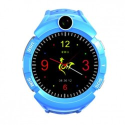 ART Watch Phone Kids z lokalizatorem GPS/WIFI niebieski
