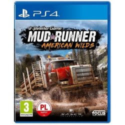 CD Projekt Gra PS4 SPINTIRES MUDRUNNER ULTIMATE EDITION