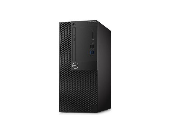 Dell Optiplex 3050MT Win10Pro i5-7500/1TB/4GB/DVDRW/HD630/MS116/KB216/3Y NBD