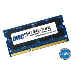 OWC Pamięć SO-DIMM DDR3 4GB 1333MHz CL9 Apple Qualified