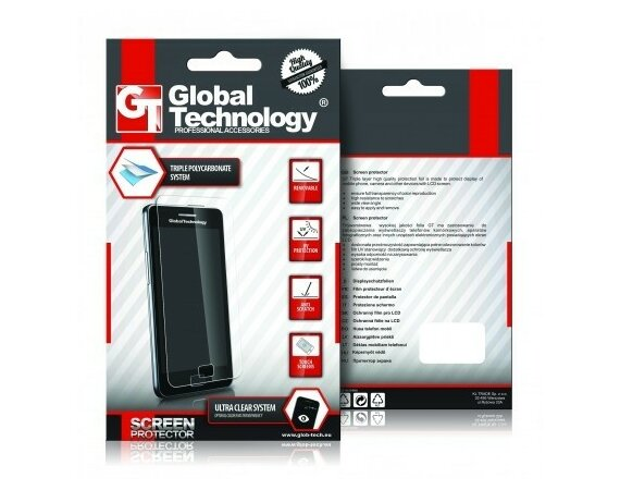 Global Technology FOLIA OCHRONNA   I9190 SAMSUNG GALAXY S4 MINI