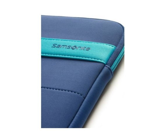 "Samsonite COLORSHIELD LAPTOP SLEEVE 13.3"" NIEBIESKI/JASNONIEBIESKI"