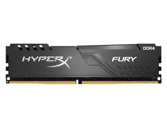 HyperX Pamięć DDR4 HyperX Fury Black 16GB/3000 CL15