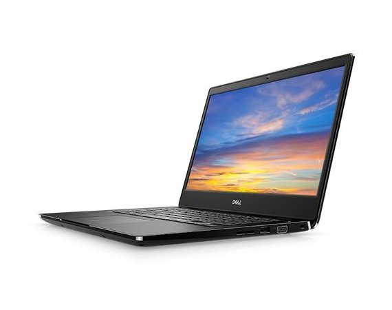 Dell Notebook Latitude 3400 Win10Pro i5-8265U/1TB/4GB/Intel UHD620/14 HD/3-cell/3Y BWOS