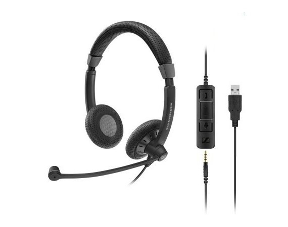 Sennheiser Communications SC 75 USB MS Skype for Business