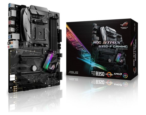 Asus ROG STRIX B350-F GAMING 4DDR4 USB3/HDMI/DP ATX