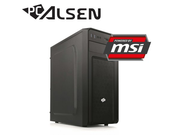 PC Alsen H310-F PRO MINING READY by MSI