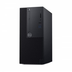 Dell Komputer Optiplex 3070 MT W10Pro i5-9500/4GB/1TB/Intel UHD 630/DVD RW/KB216 & MS116/260W/3Y BWOS