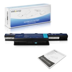 Whitenergy Bateria do laptopa Acer Aspire 4551 10.8-11.1V 4400mah czarna