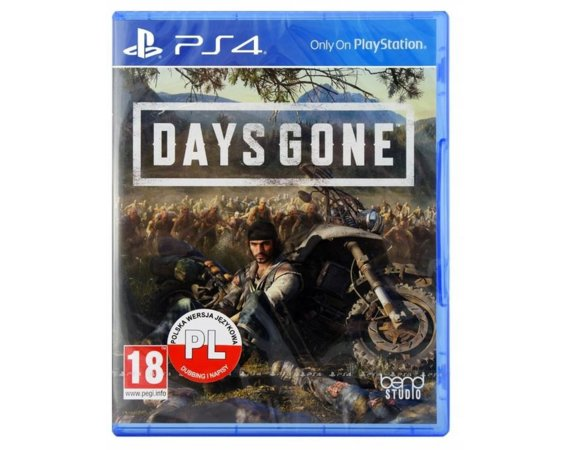 Sony Gra PS4 Days Gone PL