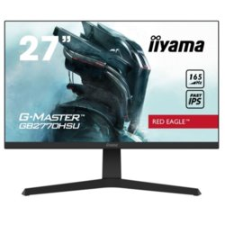IIYAMA Monitor 27 cali GB2770HSU-B1 0,8ms,HDMI,DP,IPS,PIVOT,FreeSync,USB