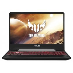 Asus Notebook TUF Gaming FX505DT-AL087T W10H AMD R5-3550H/8/512/GTX1650/15.6