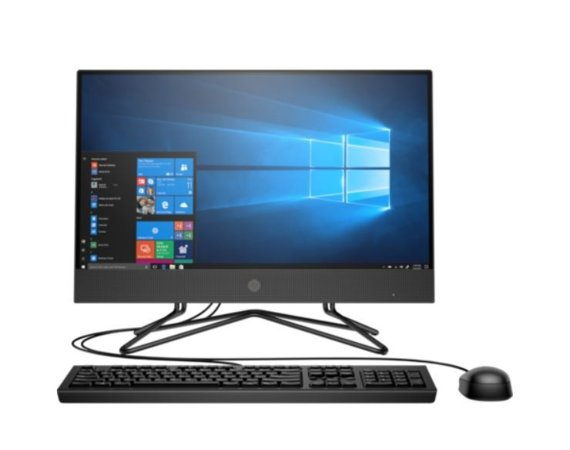 HP Inc. Komputer All-in-One 205 G4 R3-3250U 256/8G/DVD/W10P  9UG19EA