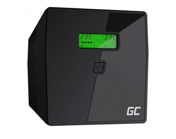 Green Cell Zasilacz awaryjny UPS 1000VA 700W Power Proof