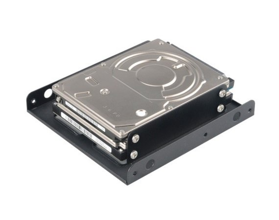 "Akasa Adapter 3.5"" na 2.5"" do montazu SSD/HDD AK-HDA-03"