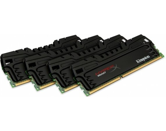HyperX DDR3  Beast 32GB/2400 (4*8GB) CL11
