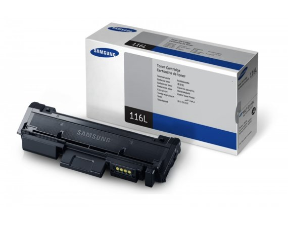 HP Inc. Samsung MLT-D116L H-Yield Black Toner