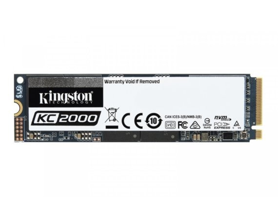 Kingston Dysk SKC2000 2 TB  M.2 2280 NVMe 3200/2200 MB/s