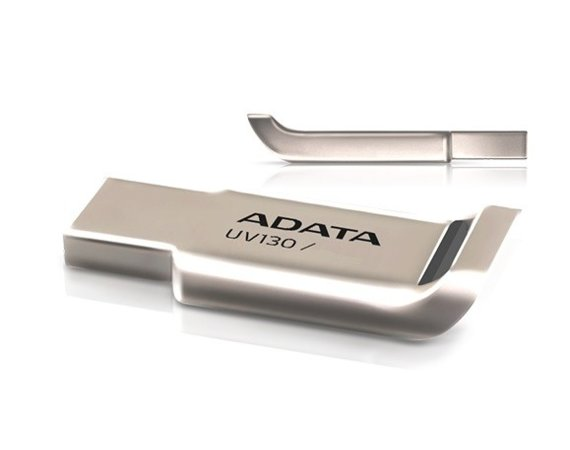 Adata DashDrive UV130 32GB USB2.0 Złoty Alu