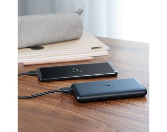 Power Bank PB-XN10 AUKEY 10000mAh/3xUSB/Quick Charge