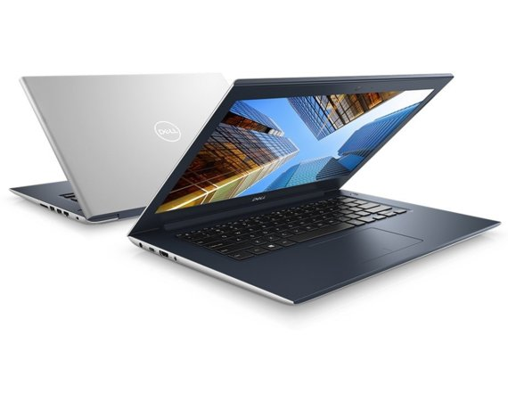 "Dell Vostro 5471 Win10Pro i5-8250U/256GB/8GB/AMD Radeon 530/14.0""FHD/KB-Backlit/3-cell/Silver/3Y NBD"