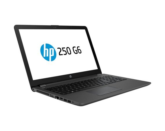 HP Inc. Laptop 250 G6 i7-7500U W10P 256/8GB/DVD/15,6 3QM11ES