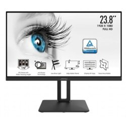 MSI Monitor PRO MP242P 23.8 cala FLAT/LED/FHD/NonTouch/Czarny