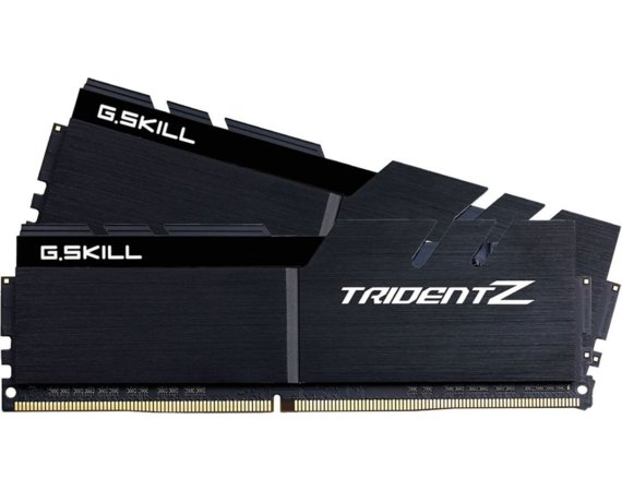 G.SKILL DDR4 16GB (2x8GB) TridentZ 4400MHz CL19-19-19 XMP2 Black