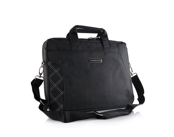 MODECOM Torba do laptopa damska Greenwich 15.6 szara