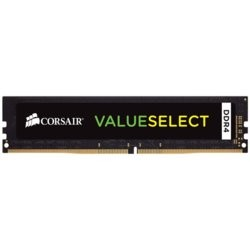 Corsair DDR4 VALUESELECT 8GB/2400 1x288 DIMM 1.20V CL16-16-16-39
