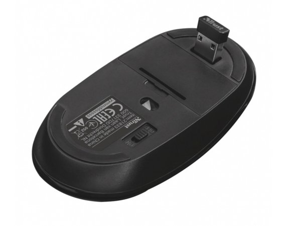 Trust Mute Silent Click Wireless mouse