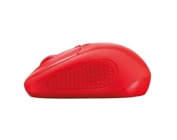 Trust Primo Wireless Mouse - red