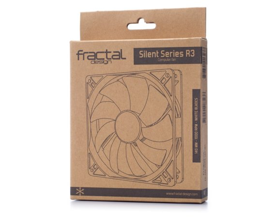 Fractal Design 140mm Silent Series R3
