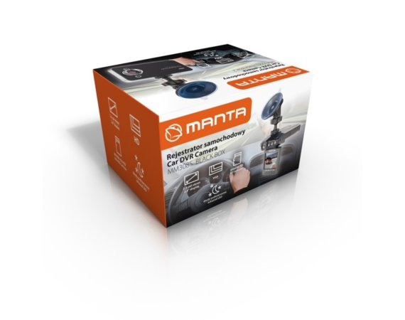 Manta CAR BLACKBOX HD MM308S