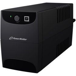 PowerWalker UPS POWER WALKER LINE-INTERACTIVE 850VA 2X SCHUKO OUT, RJ11      IN/OUT, USB