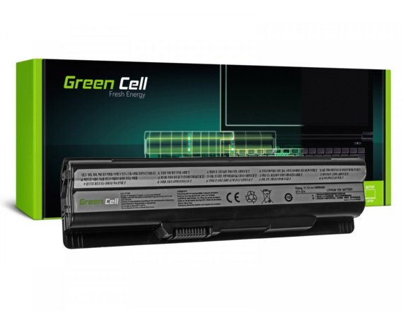 Green Cell Bateria do MSI CR650 11,1V 4400mAh
