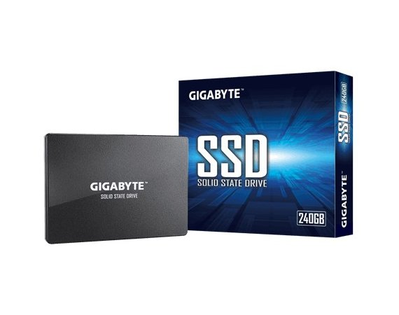 Gigabyte Dysk SSD 240GB 2,5 SATA3 500/420MB/s 7mm