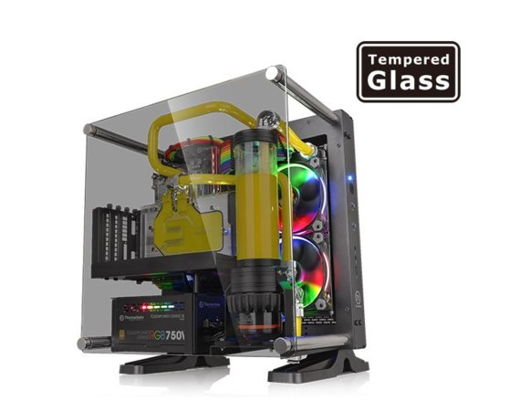 Thermaltake Core P1 USB3.0 Tempered Glass
