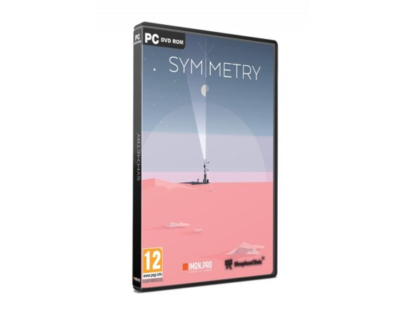 Cenega Gra PC Symmetry