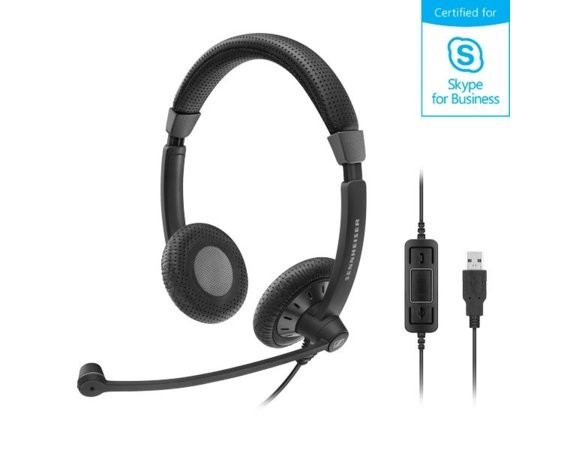 Sennheiser Communications SC 70 USB MS Skype for Business