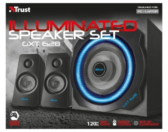 Trust GXT 628 2.1 Illuminated Limited Edition