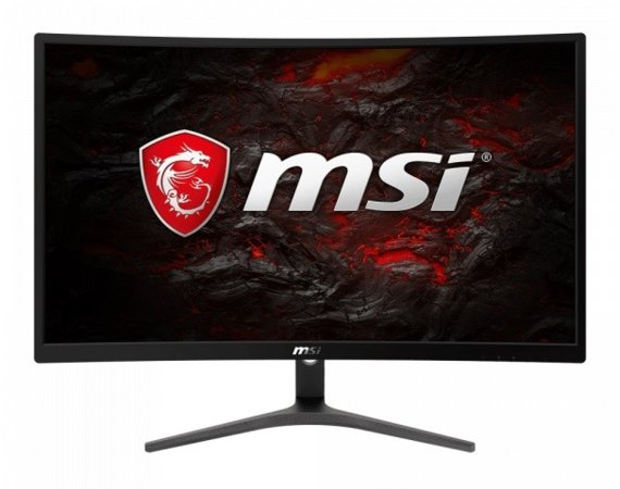 MSI Monitor 23.6 Optix G241VC Curved/LED/FHD/75Hz/16:9/NonTouch