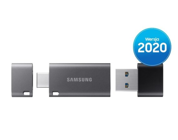 Samsung Pendrive DUO Plus 64GB USB-C/USB3.1 MUF-64DB/AP