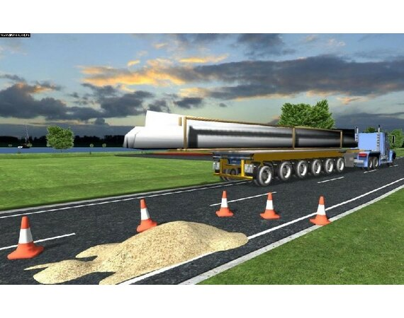Play Heavyweight Transport Simulator 3 PC PL