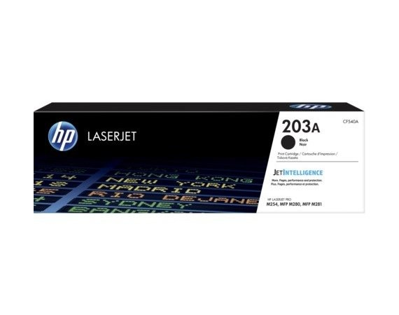 HP Inc. 203A Czarny Toner Cartridge CF540A