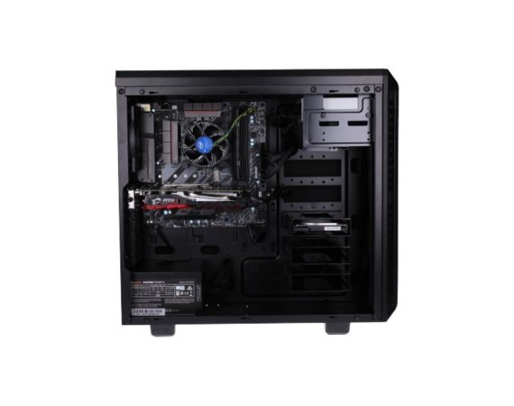 OPTIMUS E-sport MB250T-BQ3 i5-7400/8GB/1TB/GTX1050Ti GAMING 4G/W10H
