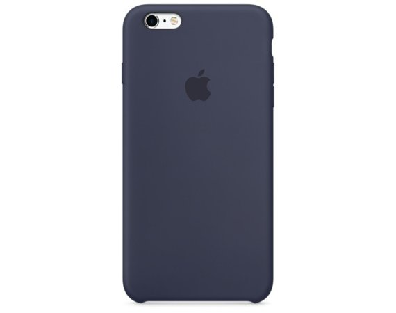 Apple iPhone 6s Silicone Case Midnight Blue
