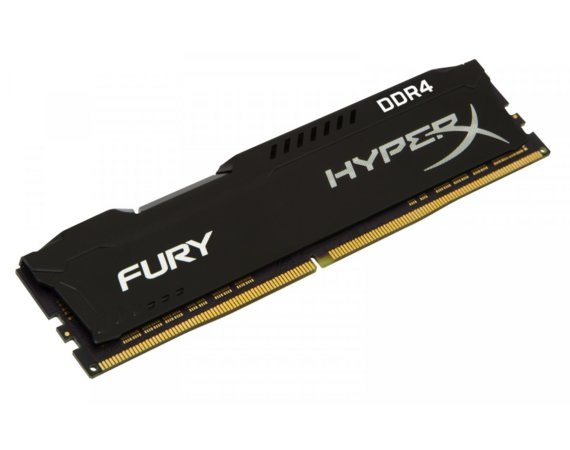 HyperX DDR4 Fury  8GB/3466 CL19 1Rx8 Czarna