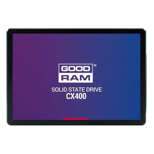 GOODRAM Dysk SSD CX400 256GB  SATA3 2,5 550/490MB/s 7mm