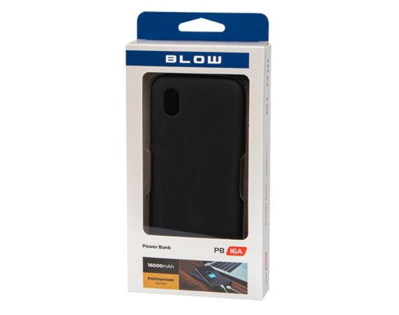 BLOW Power Bank PB16A 16000mAh USB-C 2xUSB